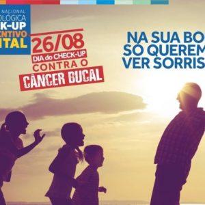 Câncer Bucal: Campanha nacional de prevenção 2017